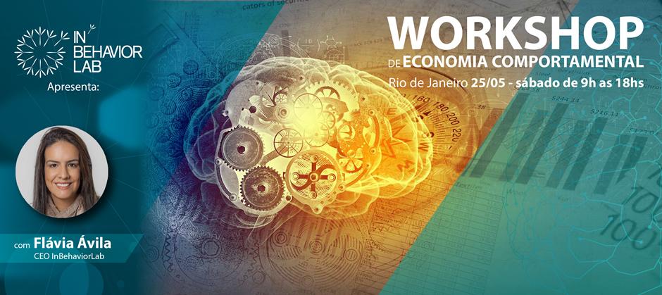 Pessoas reunidas no Workshop de Economia Comportamental