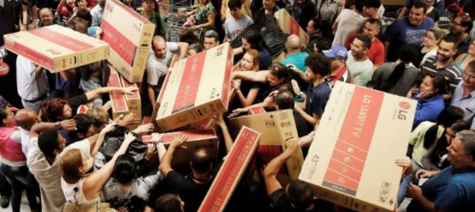 Imagem do post: Black Friday: por que liquidações fazem a gente querer (muito) comprar?