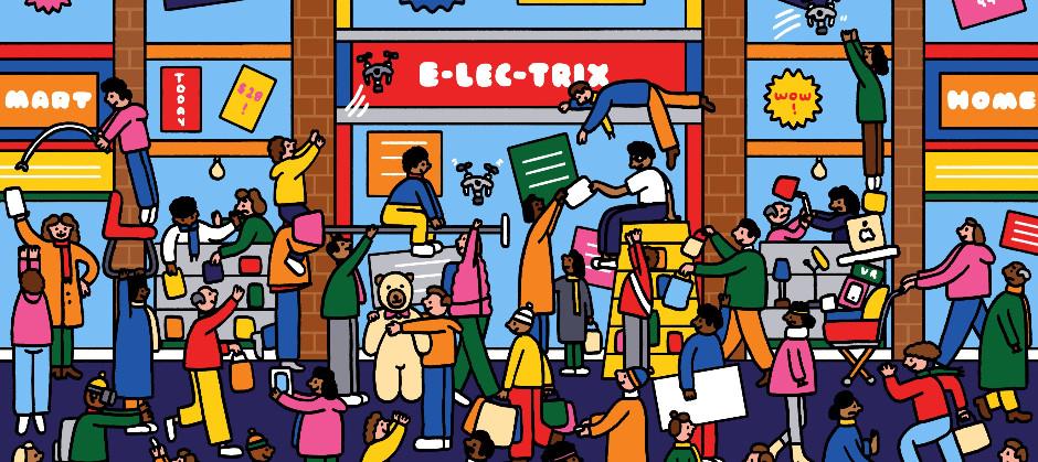 """Imagem do post: Black Friday: por que você tem tanta """"necessidade"""" de comprar? Especialistas explicam"""