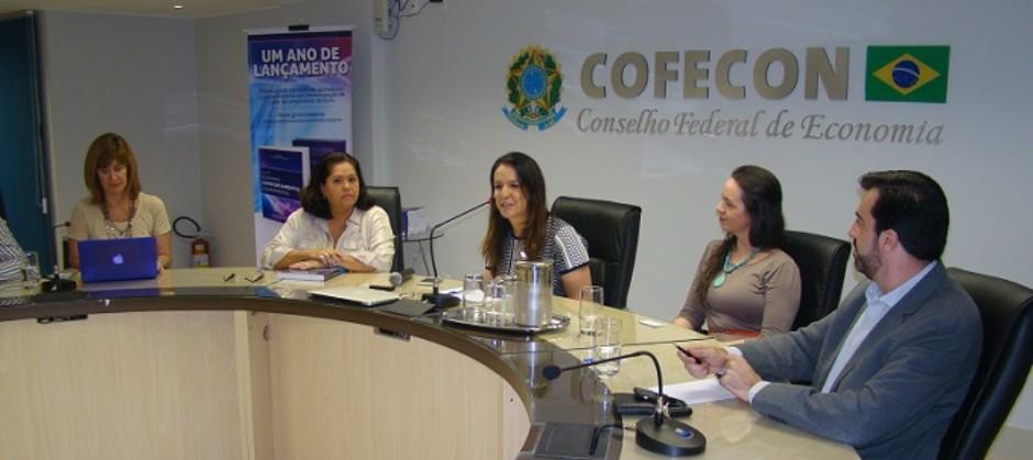 Imagem do post: Cofecon recebeu o relançamento do Guia de Economia Comportamental