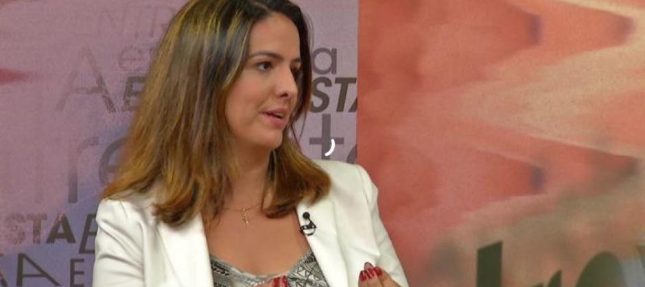 Imagem do post: Flávia Ávila  Entrevistas com Samy Dana