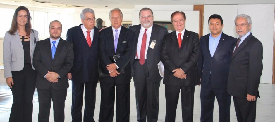 Imagem do post: Reunião mensal do IBEF-DF realizada em 06.04.2016