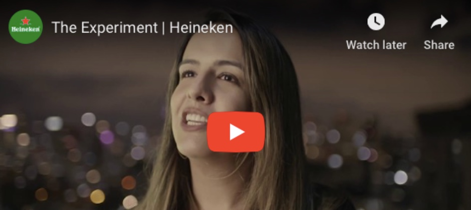 Imagem do post: The Experiment Heineken - Behavioral Economics in Action